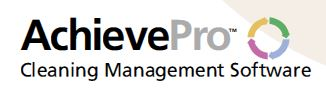 AchievePro Cleaning Management Software